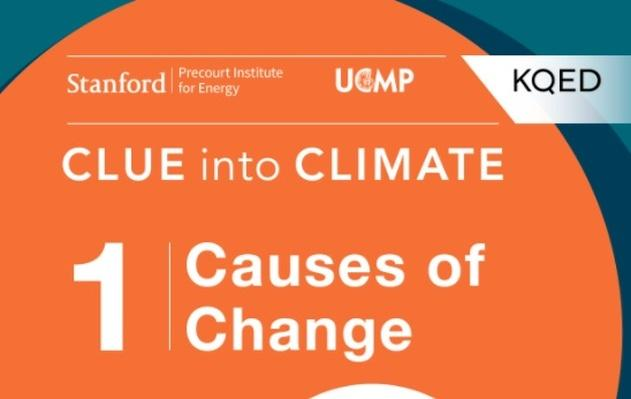 Clue into Climate: Causes of Change | E-Book
