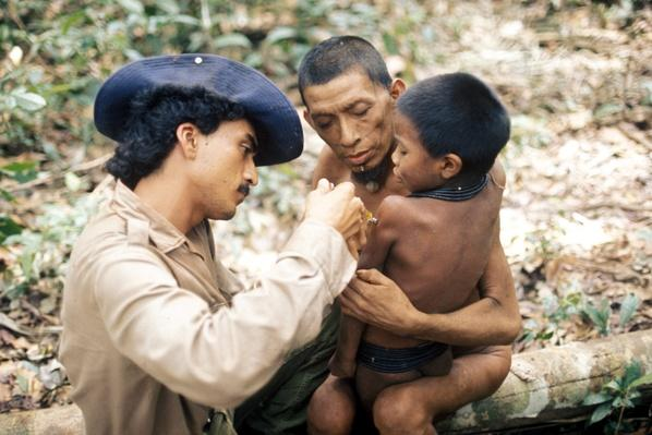 Contact, Disease, and Change | Children of the Amazon: Part 6