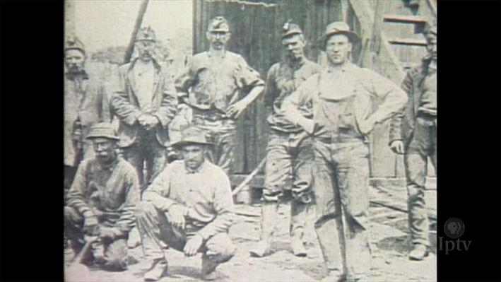 Image of Iowa miners