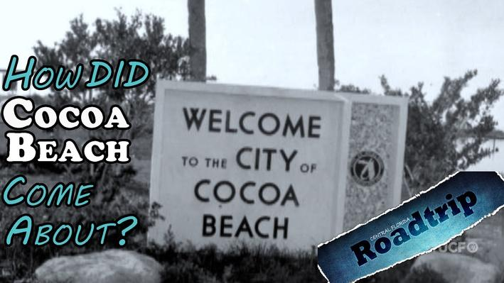 "Cocoa Beach was known as ""Missiletown USA"" in the 50's and 60's because of its proximity to the space center."