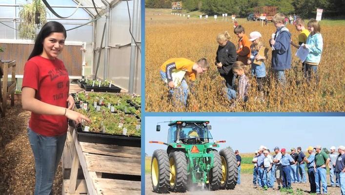 Teachable Moment: Future Farmers of America