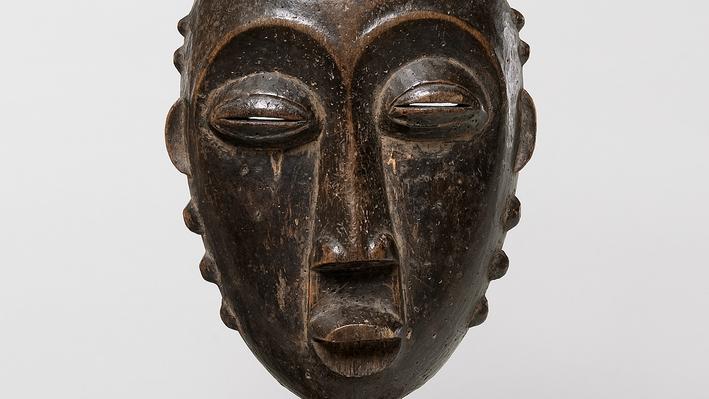 Portrait Mask (Mblo), Baule Peoples