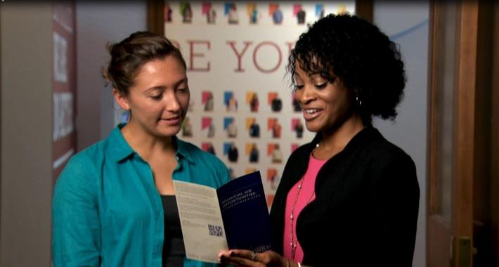 Career Connections | Admission and Financial Aid Counselor