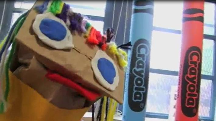 Crayola | Champion Creatively Alive Children: Communication Module