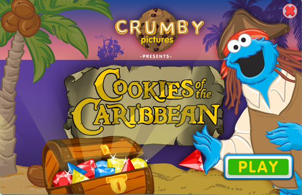 Cookies of the Caribbean | Sesame Street