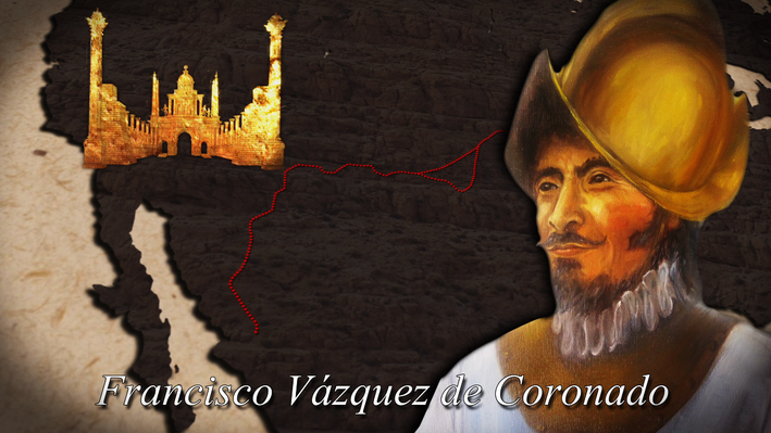 Francisco Vázquez de Coronado | PBS World Explorers