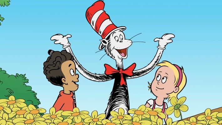 Count Your Senses! | The Cat in the Hat Knows a Lot About That!