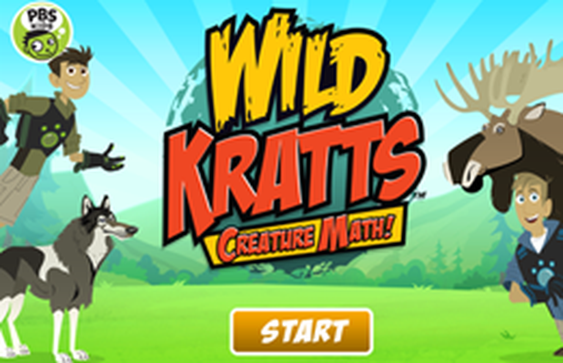 Creature Math - Wild Kratts | PBS KIDS Lab