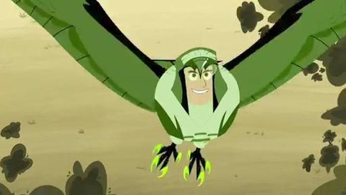Creature Powers on the Fritz! | Wild Kratts