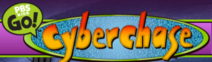 Step into Cyberspace | Cyberchase Activity