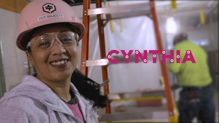 Cynthia - Journeyman Carpenter