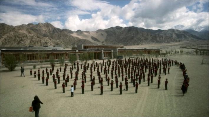 e2 Design: The Druk White Lotus School--Ladakh   Introduction