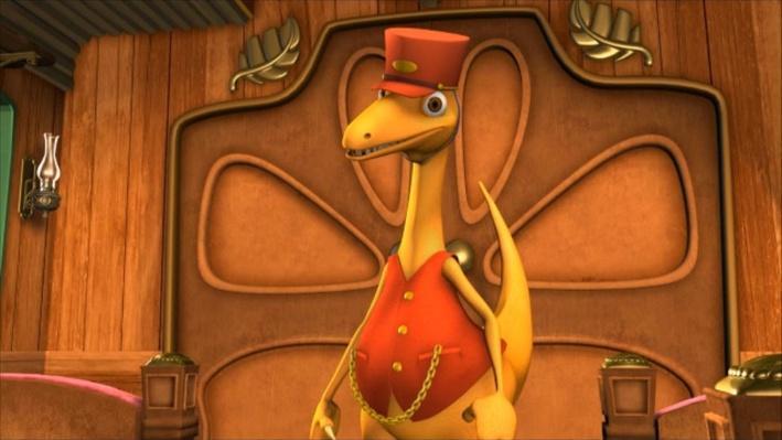 Dinosaur Train: A Spiky Tail Tale   Spiky Tail