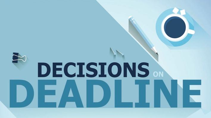 The Game | Decisions on Deadline | Lesson Plan