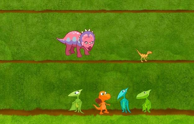 Pinecone Pass - Dinosaur Train | PBS KIDS Lab