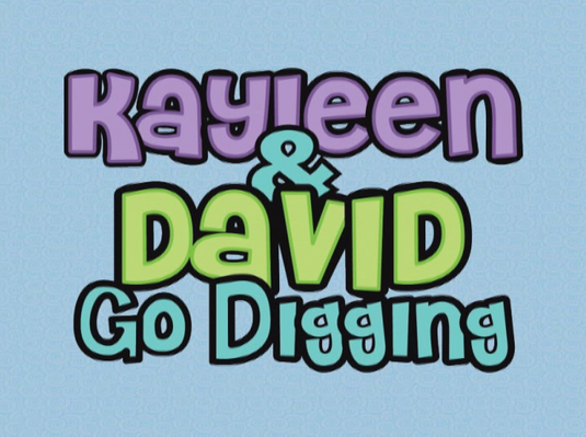 David and Kayleen Go Digging