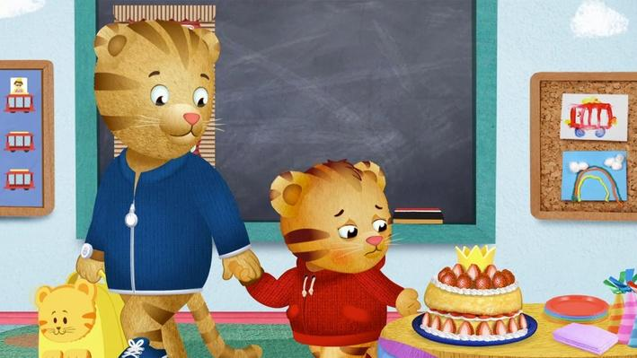 Daniel Doesn't Like Being Sick | Daniel Tiger's Neighborhood