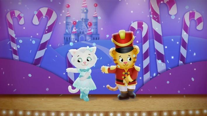Daniel Performs the Nutcracker | Daniel Tiger's Neighborhood