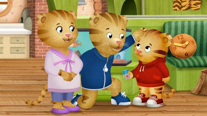 Daniel is Bigger Now | Daniel Tiger's Neighborhood