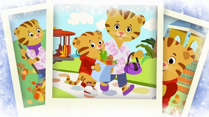 Daniel is a Big Helper | Daniel Tiger's Neighborhood