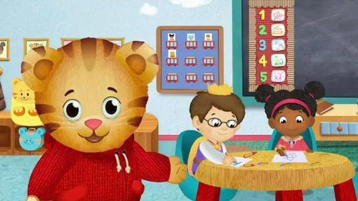 Daniel Goes to School | Daniel Tiger's Neighborhood