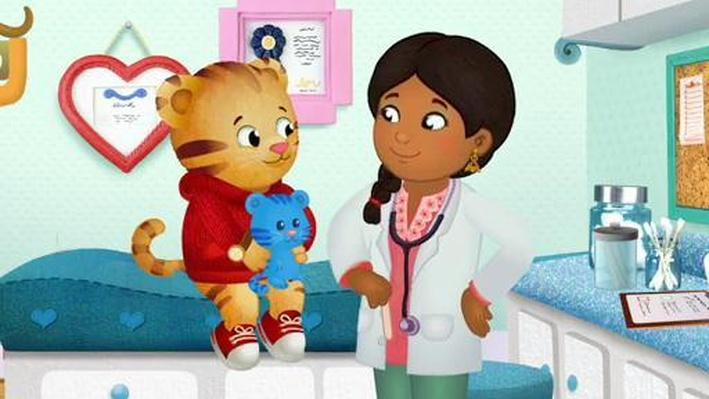 Daniel Visits the Doctor | Daniel Tiger's Neighborhood