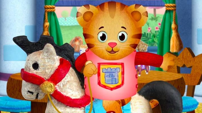 Daniel's New Friend | Daniel Tiger's Neighborhood