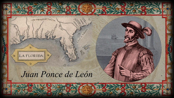 Juan Ponce de León | PBS World Explorers