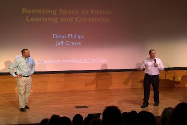 Ignite! Stories of STEM: Remixing Space to Foster Learning and Creativity