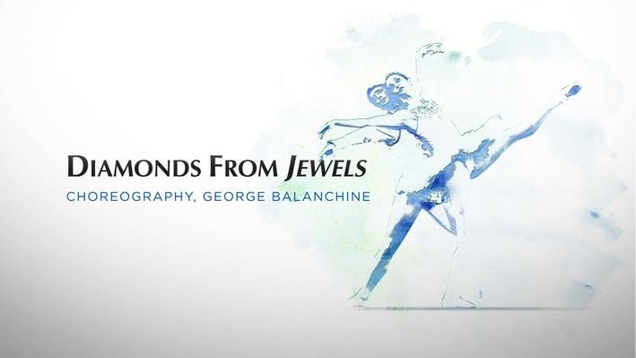Diamonds from Jewels Dance | Pennsylvania Ballet at 50: Chapter 4