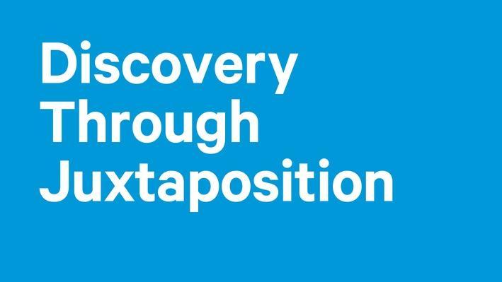 RISD STEAM / Discovery Through Juxtaposition (PDF)