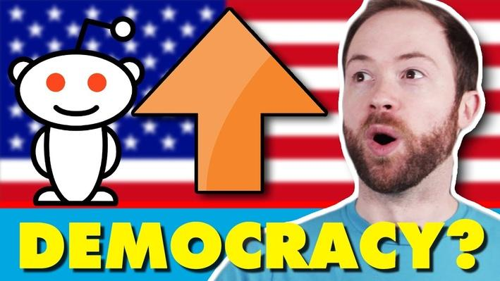 Do Upvotes Show Democracy's Flaws? | PBS Idea Channel