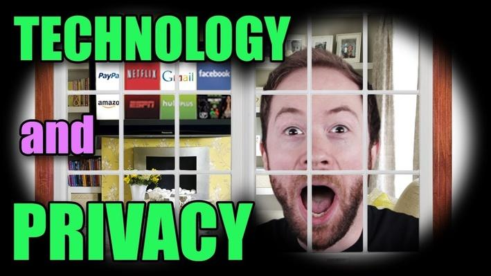 Do You Choose To Have Your Privacy Invaded By Using Tech? | PBS Idea Channel
