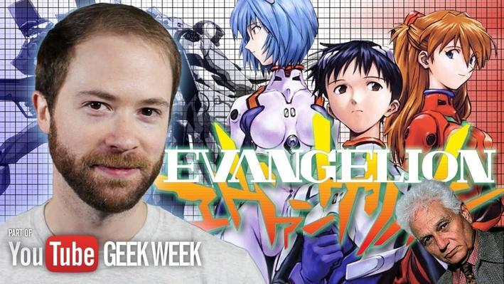 Does It Matter What Evangelion's Creator Says? | PBS Idea Channel