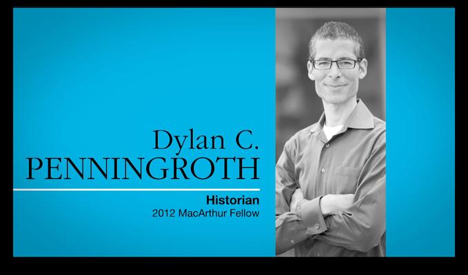 Dylan C. Penningroth, Historian | MacArthur Fellows Program