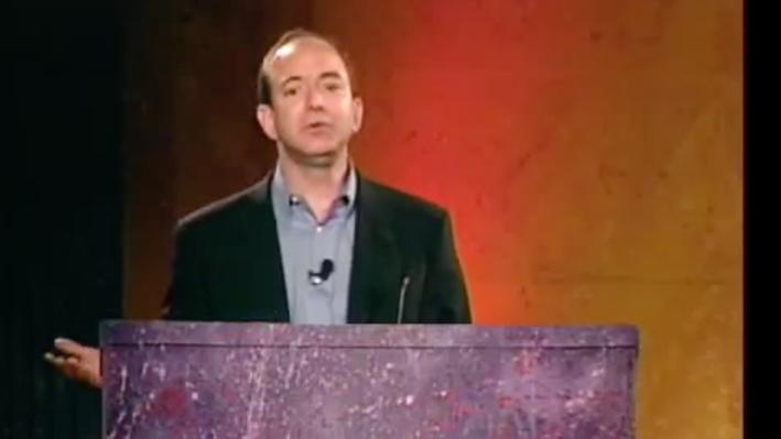 E-Business: Jeffrey Bezos