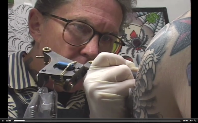 Don Ed Hardy: Visual Arts (Tattooing)