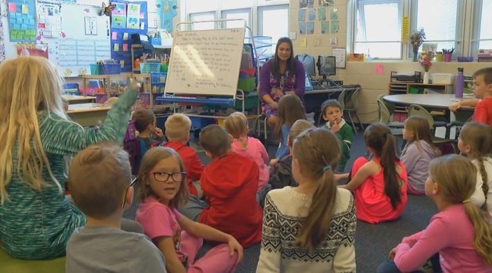 Kristina Dobberstein: 1st Grade | Inside the Classroom: ELA