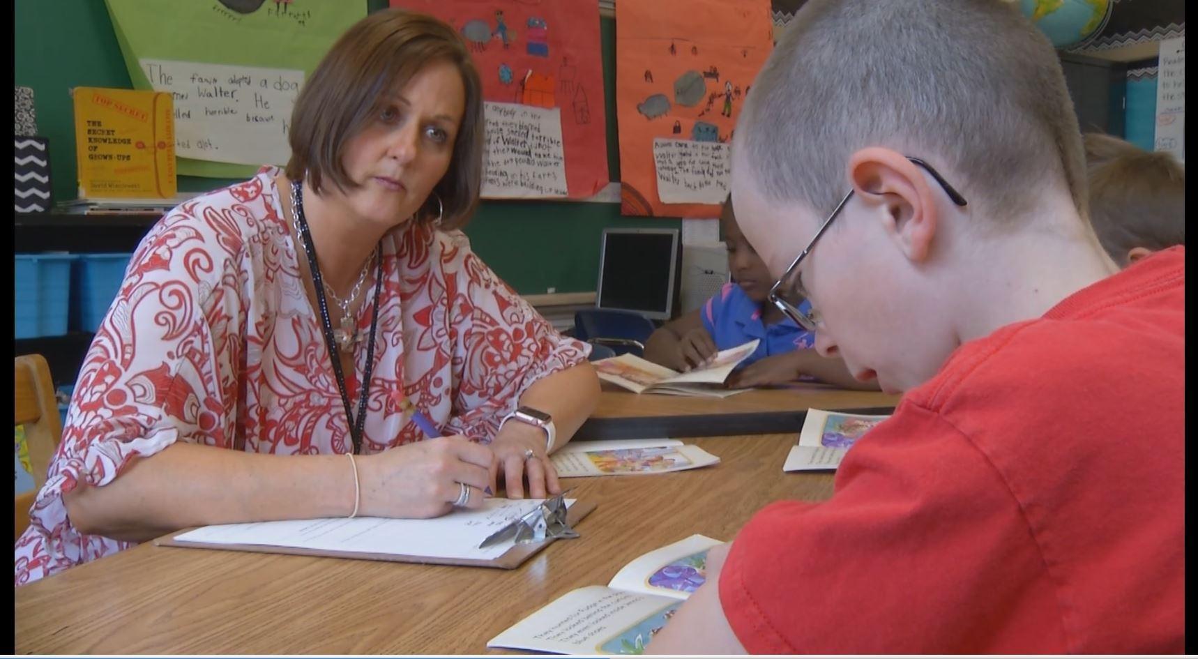 Inside the Classroom: ELA and Math