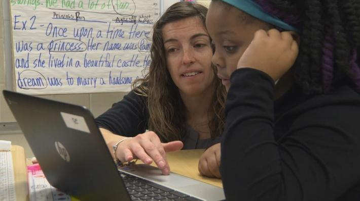 Nicole Yoakem: 3rd Grade | Inside the Classroom: ELA