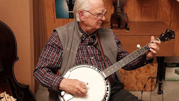William L. Ellis & Tony Ellis on Banjos, Fiddle, and Family | Craft in America
