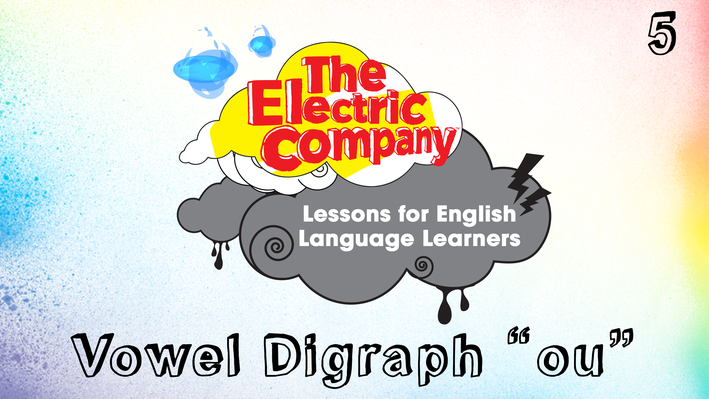 """Vowel Digraph """"ou"""" 
