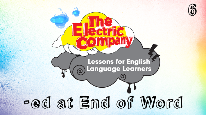 """""""ed"""" at the End of Words 