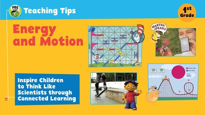 Energy & Motion Teaching Tips | RTL 2015-2020