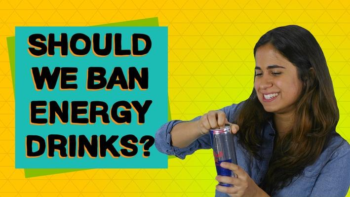 Are Energy Drinks Really that Bad? | Above the Noise