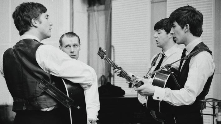 Early Beatles Recording Sessions | Soundbreaking