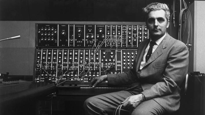 Robert Moog and the Modular Synthesizer | Soundbreaking