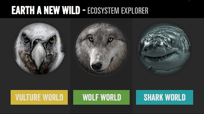 Ecosystem Explorer | EARTH A New Wild