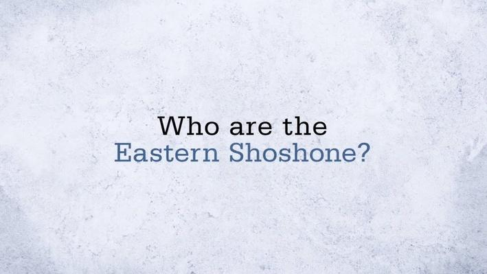 Who are the Eastern Shoshone