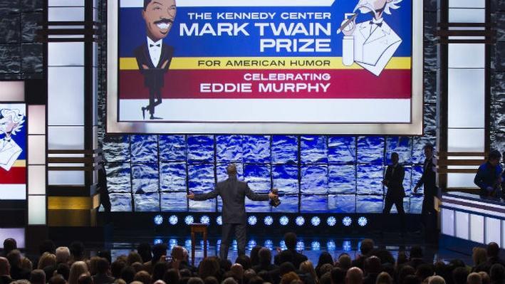 Eddie Murphy's Acceptance Speech | Mark Twain Prize